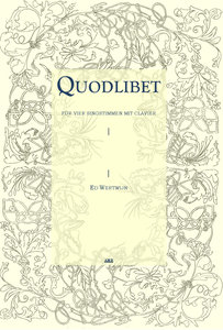 Ed Wertwijn - Quodlibet